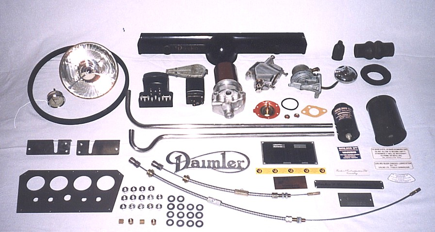 Parts Daimler Sp Wiring Diagram on